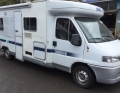 Kamper chausson model allegro 36 Truma dometic
