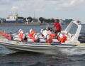 Rib sportis 680 sea safari YAMAHA 250HP+a trailer